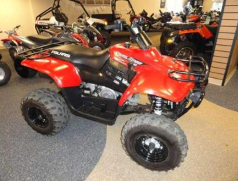used 2008 polaris trailboss 330 four wheeler tucson motorcycles for sale used motorcycles. Black Bedroom Furniture Sets. Home Design Ideas