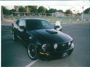 Ford Mustang 62210 miles