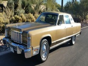 1975 lincoln Lincoln Town Car 4 door