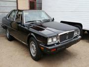 1986 maserati Maserati Quattroporte black