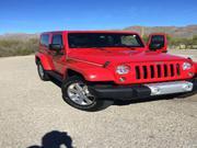Jeep Wrangler Jeep Wrangler Sahara Sport Utility 2-Door