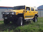 2003 Hummer H2 6 lift
